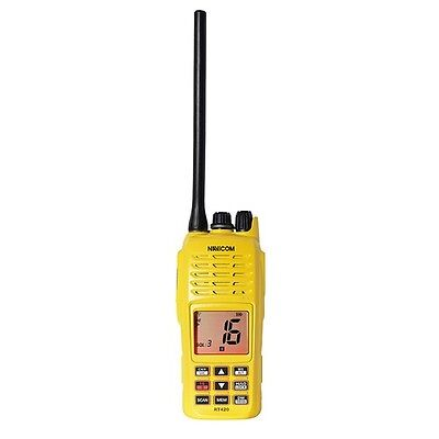 VHF Portable NAVICOM RT420