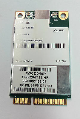 Carte Sierra AirPrime MC8305 mini pci-e Card Pous PC Portable Fujitsu T902