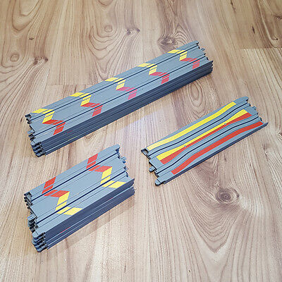 My First Scalextric Track Job Lot - 4 Long, 5 Short Straight & Chicane