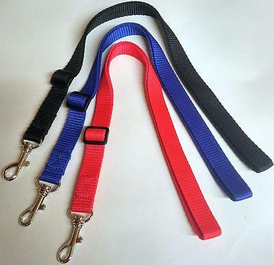 "Basic Dog Pet Cat Animal Grooming Groom Noose 20""(51cm) long. 3 colours."