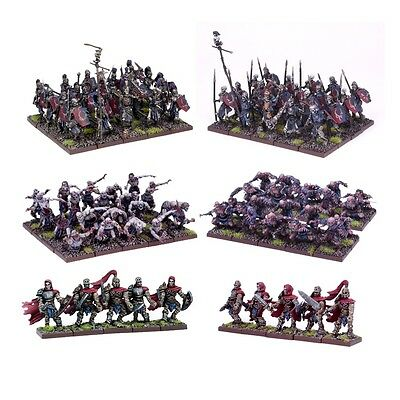 Kings of War: Undead Army. 28mm Fantasy Miniatures