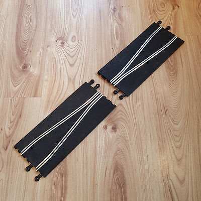 Scalextric 1:32 Classic Track - PT74 Long Straight Chicane  #E