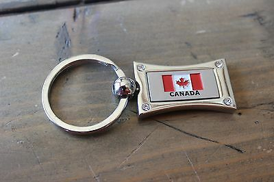 Canada Canadian Maple Leaf Key Chain
