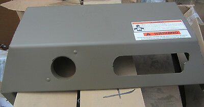 G-3 Aluminum Steering Side Console-Brown -No P#528