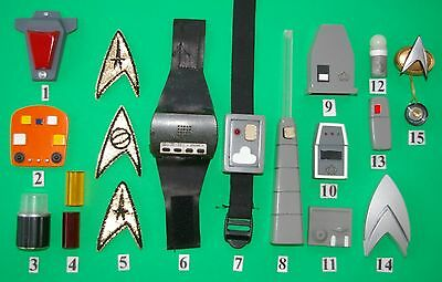 FULL SIZE REPRODUCTIONS TREK SMALL PROP//DECORATIONS S