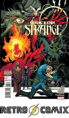 Marvel Now Doctor Strange #13 First Print New/unread Bagged & Boarded
