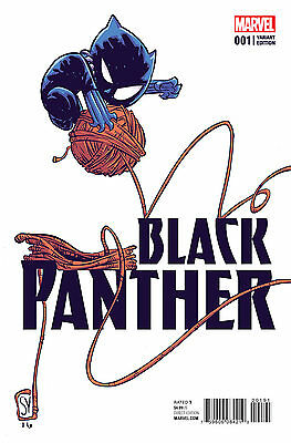 Black Panther #1 Skottie Young Variant