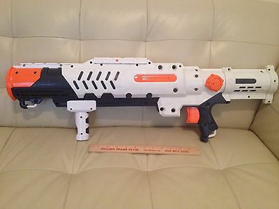 Super Soaker Hydro Cannon Water Pressurized Squirt Gun Tested Working
