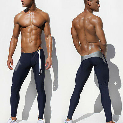 New Mens COMPRESSION Base Layer Pants or Short tight under skin sports Trousers