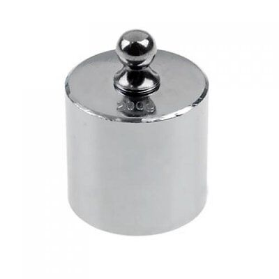 200 g Chrome Scale Calibration Weight HP