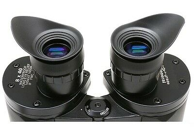 2PC Binocular telescope microscope Eyepiece cups eye guards EyeShield for 40mm