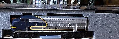 NEW Kato N Scale EMD F7A Santa Fe Blue bonnet #332 Locomotive