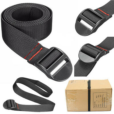2pc Adjustable Luggage Suitcase Packing Baggage Travel Bag Strap Security Belt