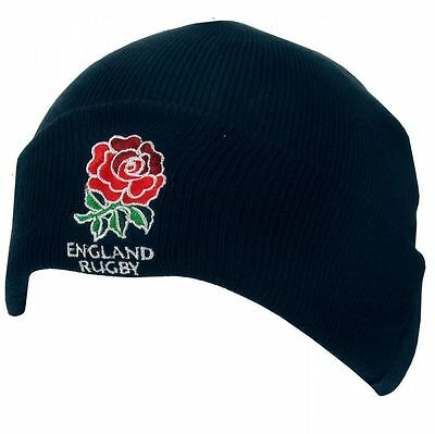 England Rugby Union Knit Hat/Beanie/Toque - Official Merchandise
