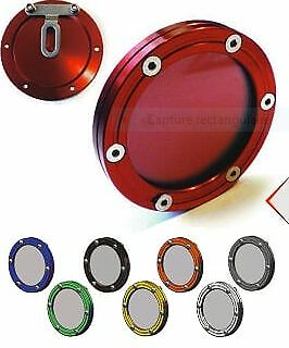 Support vignette assurance ROND moto ROUGE - Streetmotorbike
