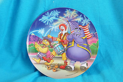 VINTAGE 1998 McDONALD'S COLLECTOR PLATE