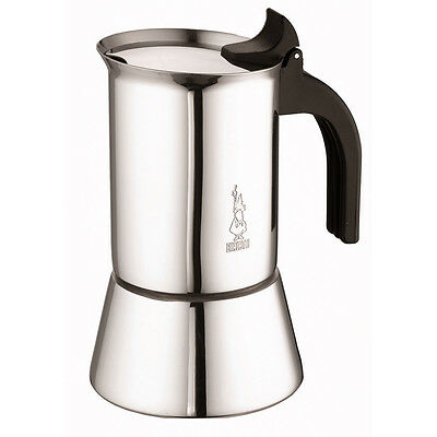 Bialetti - Cafetiere 6T Inox Venus Induct