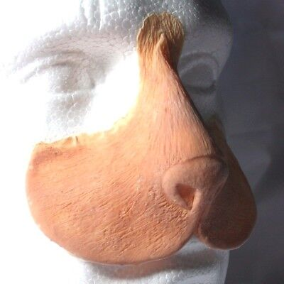 Cat / lion face! detailed latex nose - Costume, fancy dress, cosplay, LARP panto