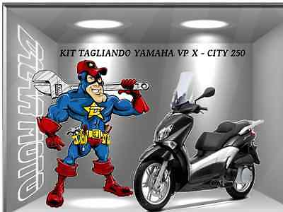 Cutting Kit Yamaha Vp X-City 250 2007 2008 2009 2010 2011 2012 2013 2014 2015