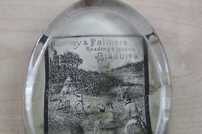 Huntley &palmers Biscuits Paperweight