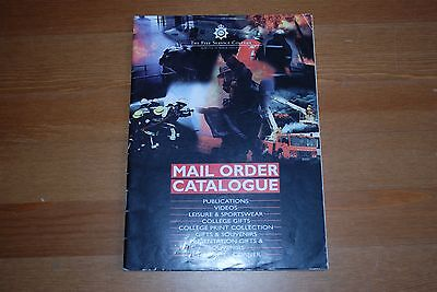 The Fire Service College Mail Order Catalogue, June 2000
