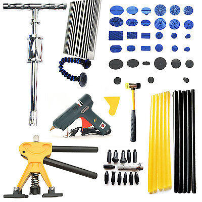 PDR Tools Slide Hammer Car Dent Puller PDR Kit Auto Body Hail Removal Tools
