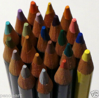 Single Derwent  ' ARTISTS ' quality colouring pencils individual loose colours