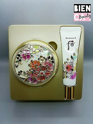 The History of Whoo Gongjinhyang Mi Luxury Golden Cushion Special Set 15g+ 15g