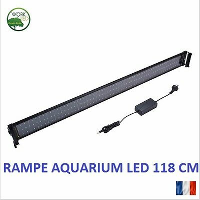 Rampe Led Eclairage Aquarium 118 Cm