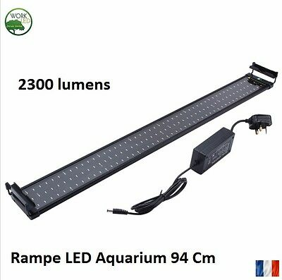 RAMPE LED ECLAIRAGE AQUARIUM 94 CM 2300 Lumens