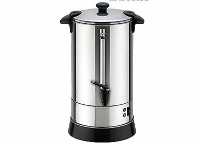 Double Walled Hot Water Urn with Shabbat Switch (50 Cups (10 Liters))