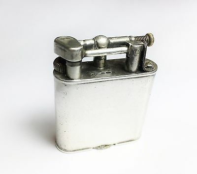 1920s Dunhill Solid Silver Unique Lighter, A size