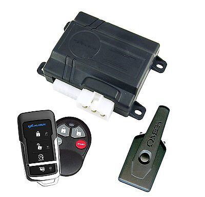 Excalibur - 1 Way Keyless Entry & Remote Start - Model # RS-360-EDP