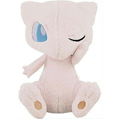 [Premium] Japan Banpresto lottery Pikachu and Friends B Award Mew Plush Doll
