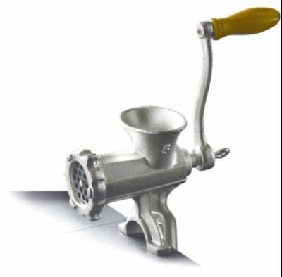 Hand Operated Cast Iron Manual Beef Sausage Maker Meat Mincer Grinder Heavy Duty