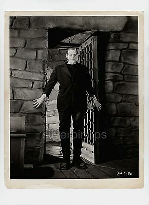 "Orig 1931 BORIS KARLOFF as the Monster.. ""FRANKENSTEIN"" Portrait!"