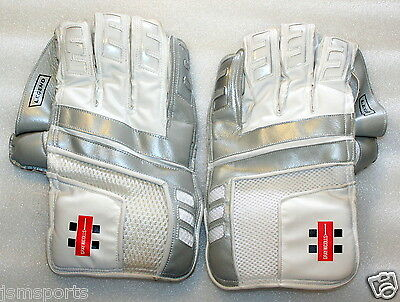 Gray Nicolls LEGEND Players Cricket Wicket Keeping Gloves - TEST Grade!