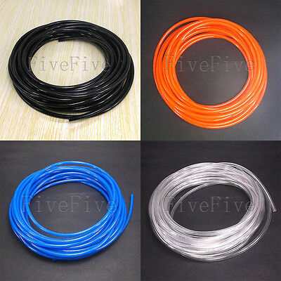 1M Polyurethane Tube PU Air Pneumatic Plastic Pipe Hose 6mm (OD) x 4mm (ID)