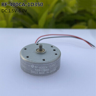DC 5V-12V 8220RPM RC320-11440 Micro Mini 24mm Spindle Motor DIY Vacuum cleaner