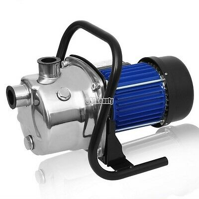 Swimming Pool Pump Electric Strainer Filter Pump for Ground Pool Water Spa 1200W