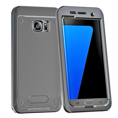 Waterproof Shockproof Snow Swimming proof Cover Case For Samsung Galaxy S7/Edge