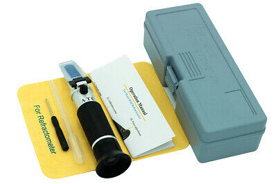 Portable Honey Refractometer