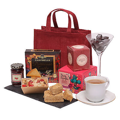 Sweet Treats For Her - The Perfect Gift Hamper For Christmas or Birthday Xmas