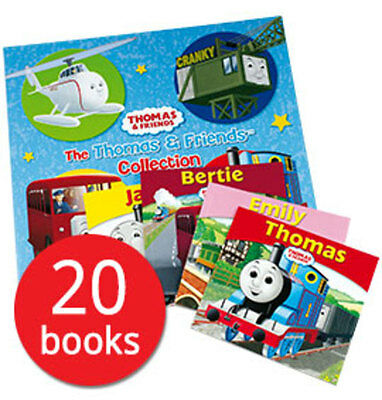 The Thomas & Friends Collection: 20 Books in a Box
