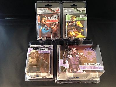 Star Wars Imperial Assault - Wave 6 - Free Shipping