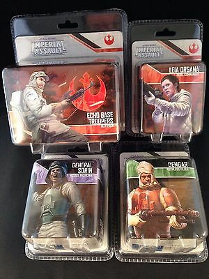 Star Wars Imperial Assault - Wave 5 - Free Shipping
