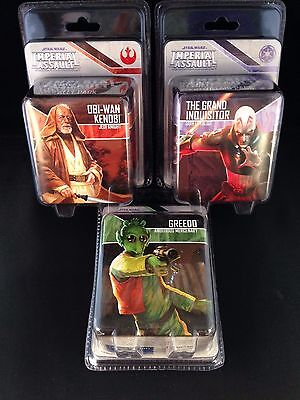 Star Wars Imperial Assault - Wave 7 - Free Shipping