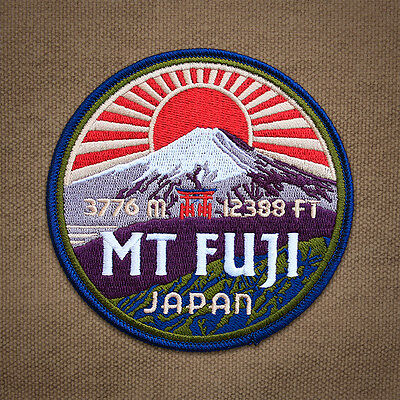 Mt. Fuji Patch