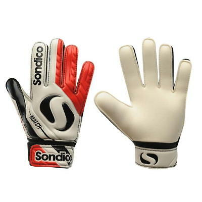 Sondico Childrens Infant Kids Junior Boys Goalkeeper Gloves Goal Keeper Size 2-6