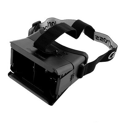 New Universal Poatable Head Mount 3D Virtual Video Glasses for Smartphones